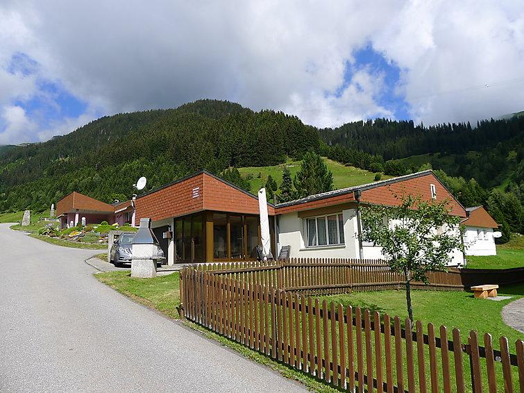 Casa de vacaciones Maissen