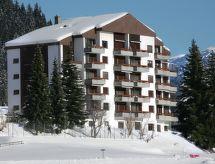 Sedrun - Ferienwohnung Casa La Foppa Joller