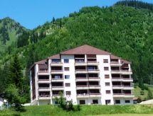 Sedrun - Ferienwohnung Casa La Foppa Füger