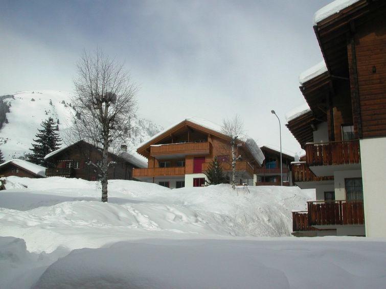 Haus Polishet Even - Apartment - Sedrun