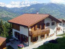 Grüsch - Apartamenty Chalet Noble Swiss