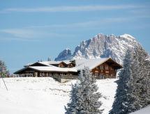 Chalet Noble Swiss con balcone und per le escursioni in montagna