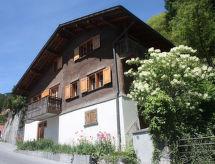 Schiers - Lägenheter Walser-Ferienhaus Danusablick