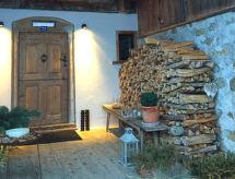 Casa Grischina mit Balkon und zum Mountainbike fahren