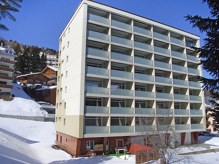Apartament Jenatsch (Utoring) z lózeczkiem niemowlecym i zadaszonym parkingiem