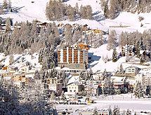 Davos - Rekreační apartmán Guardaval (Utoring)