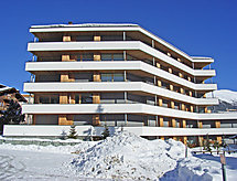 Appartement Wohnung 21, Davos, Winter