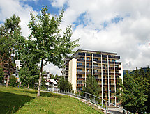 Davos - Apartment Allod-Park