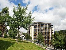 Švýcarsko, Prättigau Landwassertal, Davos