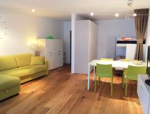 Davos - Rekreační apartmán Parkareal (Utoring)