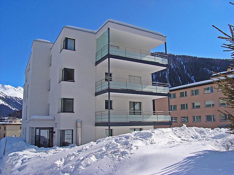 Mon Repos - Apartment - Davos