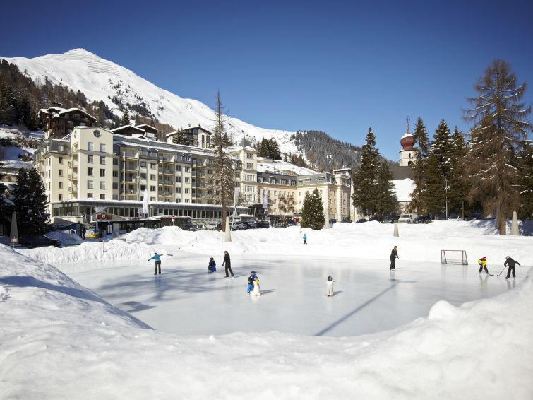 Seehof 434 - Apartment - Davos