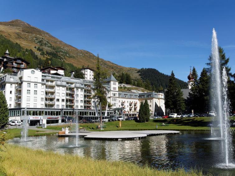 met je hond naar dit vakantiehuis in Davos
