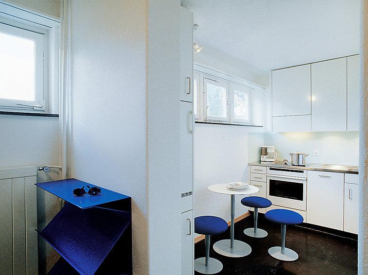 Ferienwohnung Solaria Komfort Apartment 1 Schlafzimmer in Davos ...