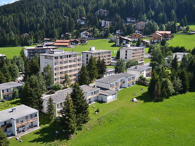 Ferielejlighed Solaria Komfort Apartment 1 Schlafzimmer til mountainbike og med opvaskemaskine