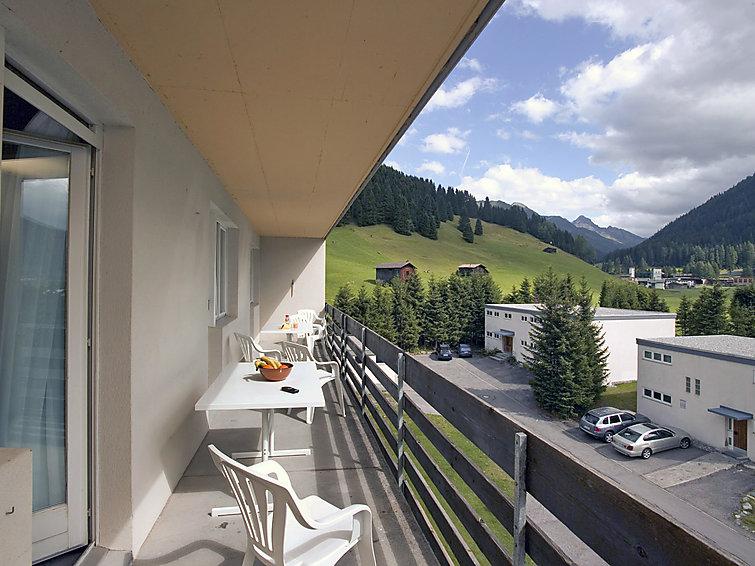 Ferienwohnung Solaria Komfort Apartment 2 Schlafzimmer in Davos ...