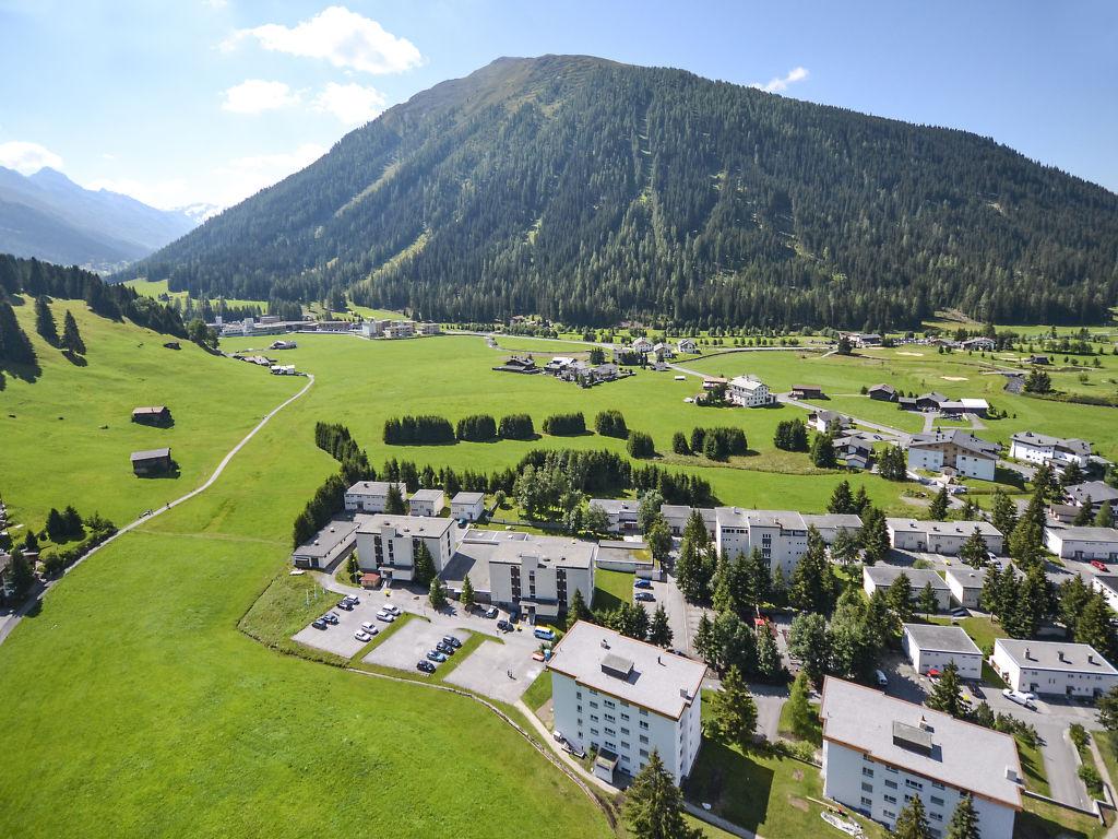 Ferienwohnung Komfort Studio (DAS100) (386971), Davos Dorf, Davos - Klosters - Prättigau, Graubünden, Schweiz, Bild 10