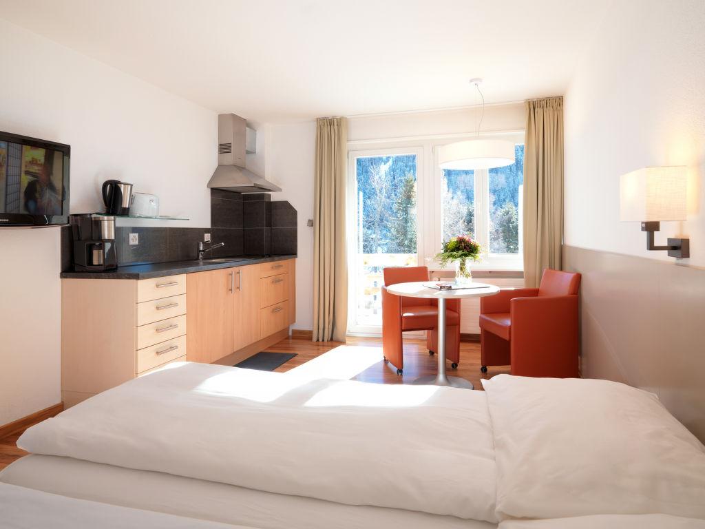 Ferienwohnung Komfort Studio (DAS100) (386971), Davos Dorf, Davos - Klosters - Prättigau, Graubünden, Schweiz, Bild 4