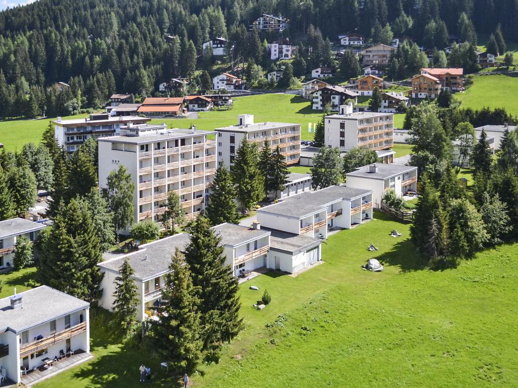 Ferienwohnung Panorama Studio (DAS101) (386972), Davos Dorf, Davos - Klosters - Prättigau, Graubünden, Schweiz, Bild 11