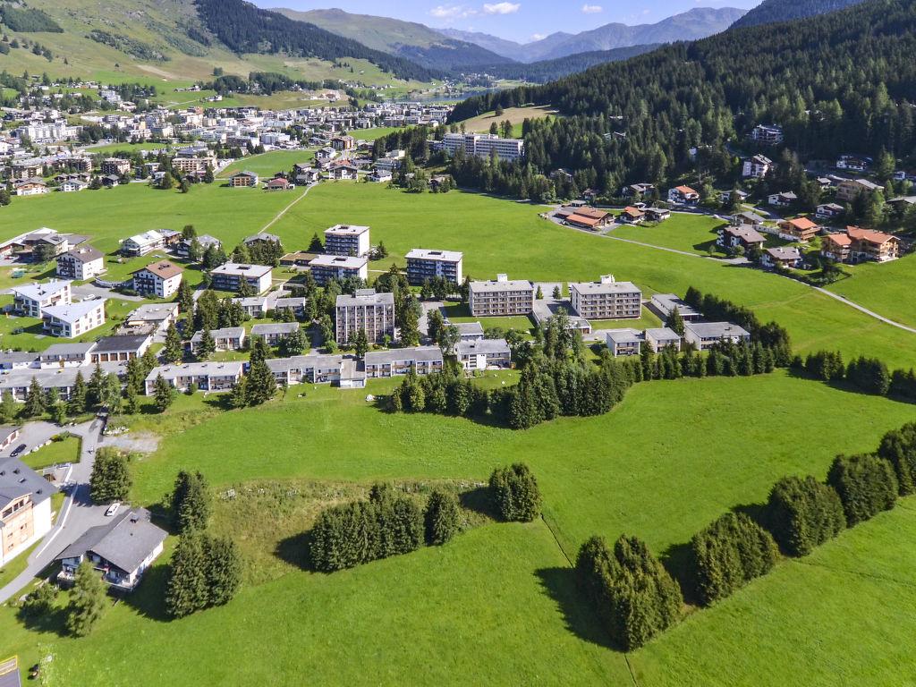 Ferienwohnung Panorama Studio (DAS101) (386972), Davos Dorf, Davos - Klosters - Prättigau, Graubünden, Schweiz, Bild 12