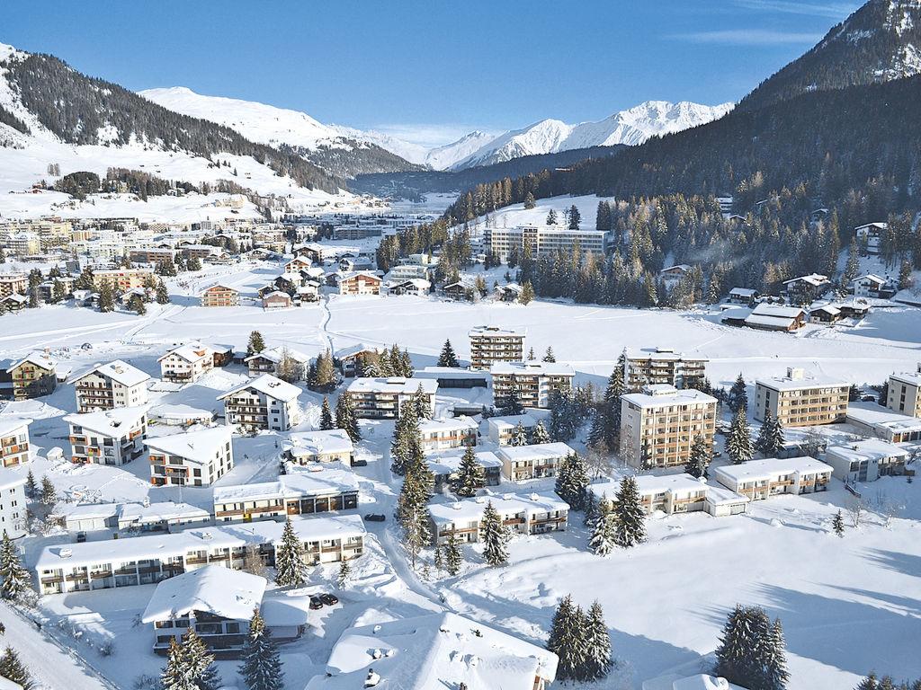 Ferienwohnung Panorama Studio (DAS101) (386972), Davos Dorf, Davos - Klosters - Prättigau, Graubünden, Schweiz, Bild 2
