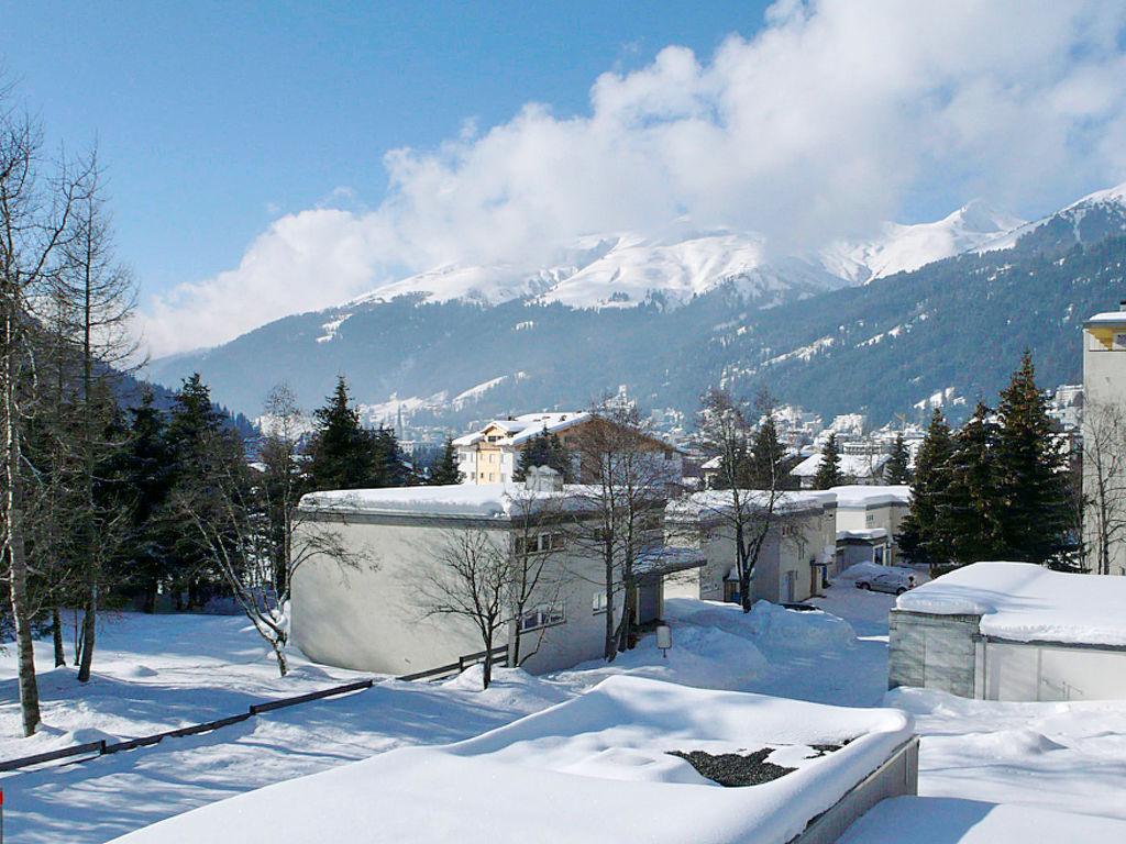 Ferienwohnung Panorama Studio (DAS101) (386972), Davos Dorf, Davos - Klosters - Prättigau, Graubünden, Schweiz, Bild 8