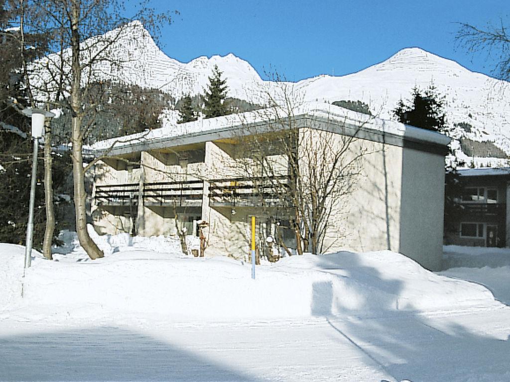 Ferienwohnung Panorama Studio (DAS101) (386972), Davos Dorf, Davos - Klosters - Prättigau, Graubünden, Schweiz, Bild 9