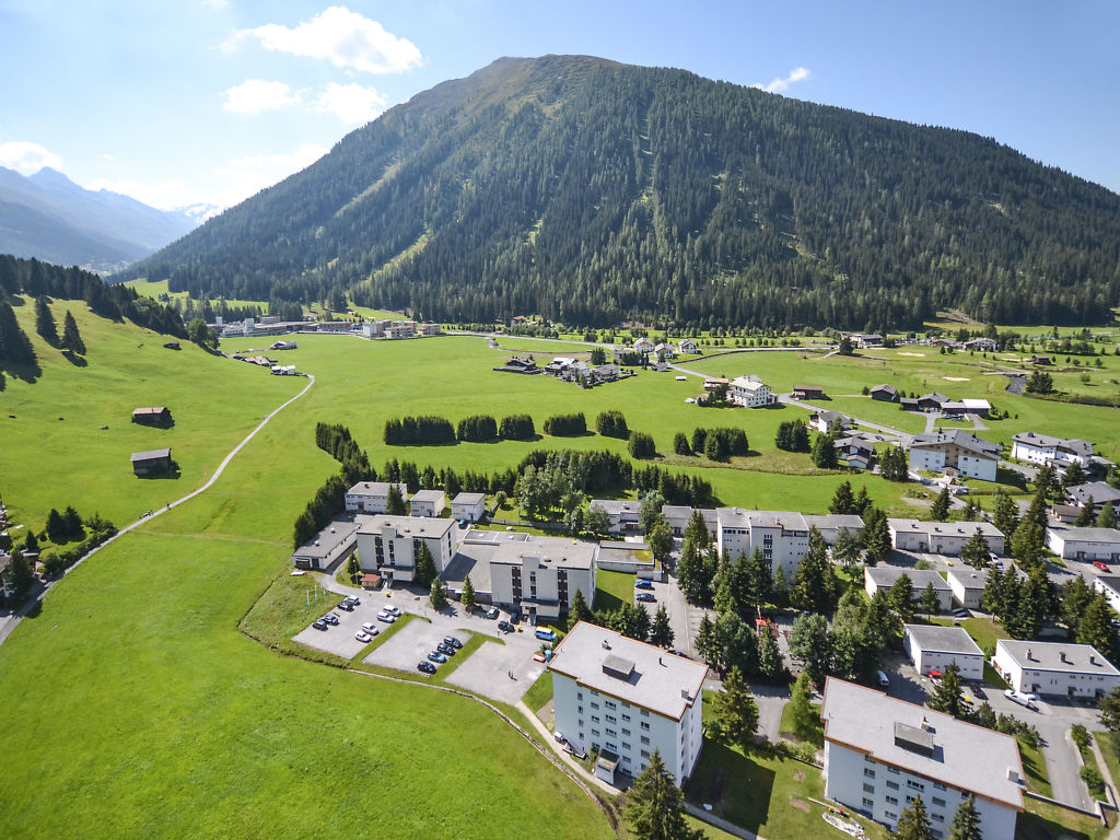 Ferienwohnung Komfort Apartment (DAS105) (386975), Davos Dorf, Davos - Klosters - Prättigau, Graubünden, Schweiz, Bild 9