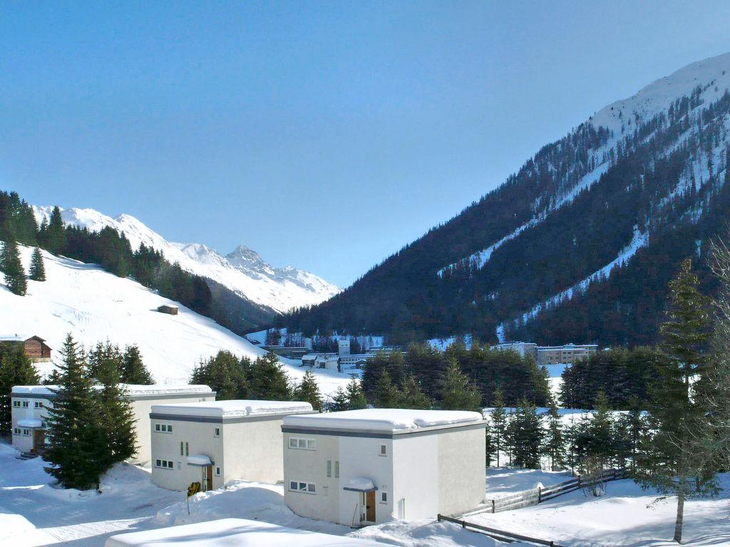 Ferienwohnung Komfort Apartment (DAS105) (386975), Davos Dorf, Davos - Klosters - Prättigau, Graubünden, Schweiz, Bild 8