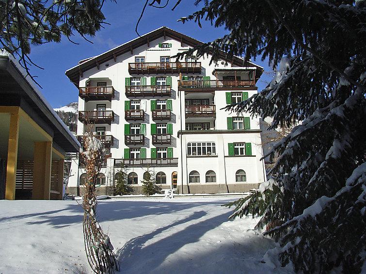 Ferielejlighed Haus Altein Apartment Nr. 4 med parkering og wlan