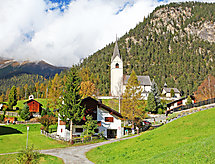 Davos - Schmitten - Vakantiehuis Albula