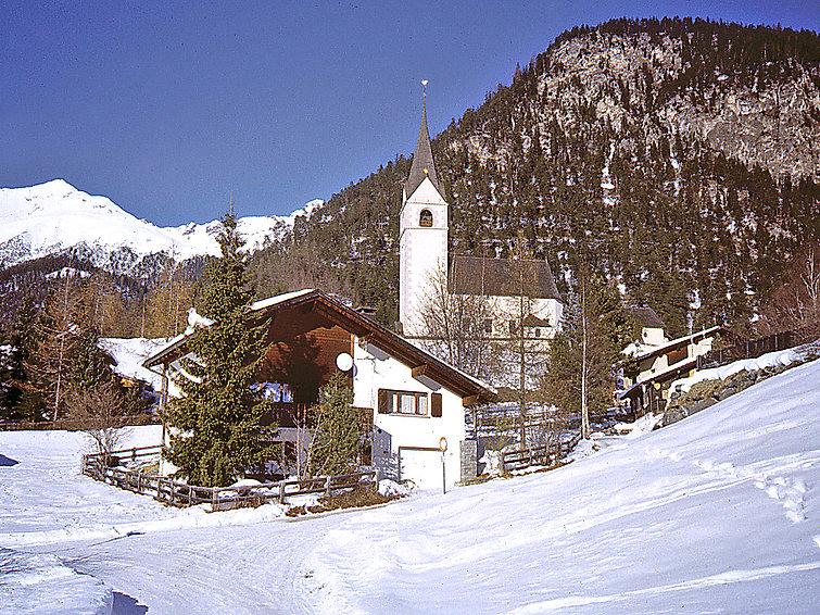 Albula - Chalet - Davos