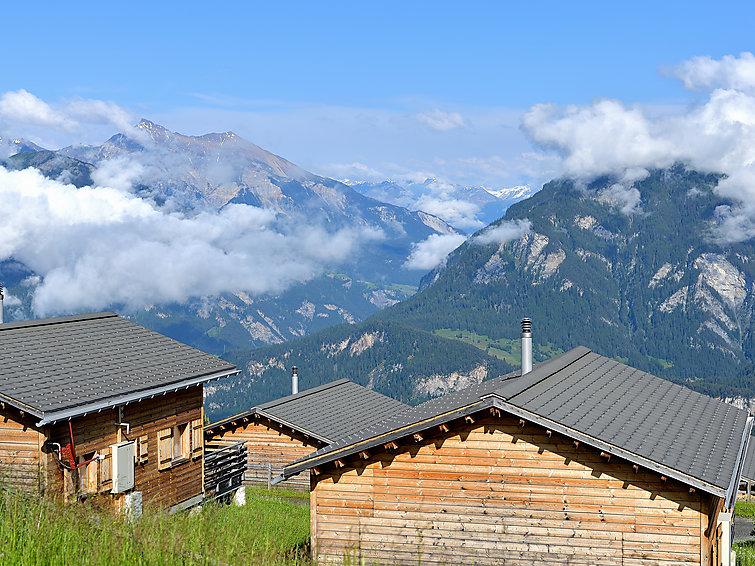 Ferie hjem Schweiz, Viamala/Surses/Albulatal, Urmein