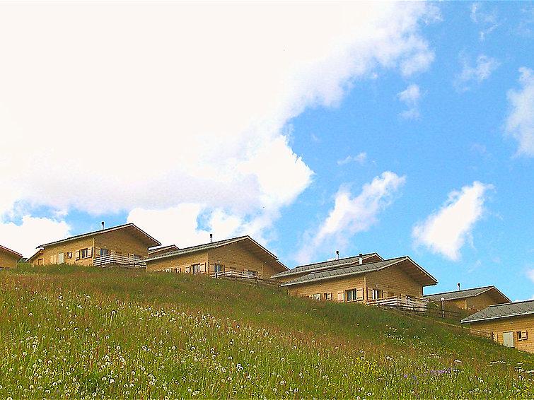 Ferie hjem Komfort Aclas Maiensäss Resort