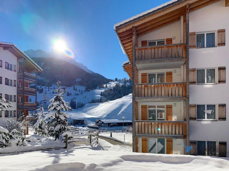 Surses Alpin - Apartment - Savognin