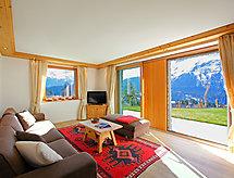 St. Moritz - Ferienwohnung Chesa Sül Muot