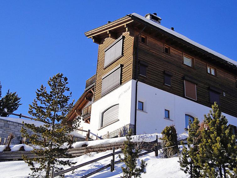 Chesa Sül Muot - Apartment - St. Moritz