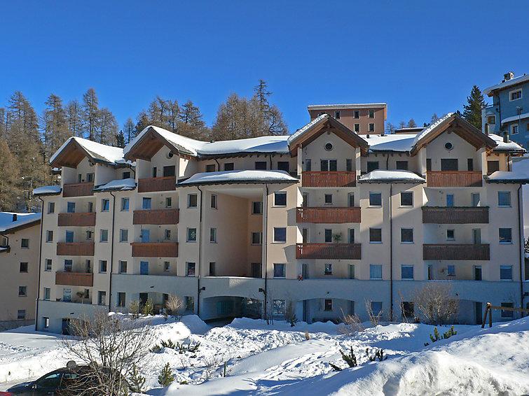 Chesa Flora 53 - Apartment - St. Moritz