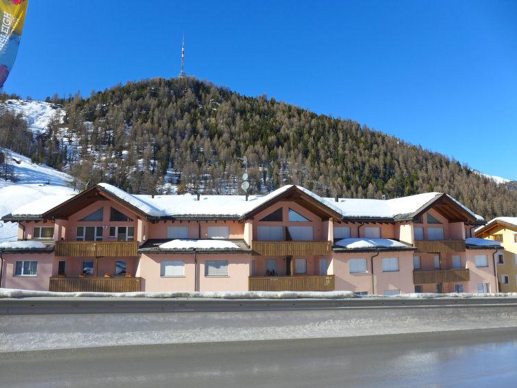 Chesa Sur Val 13 - Apartment - St. Moritz