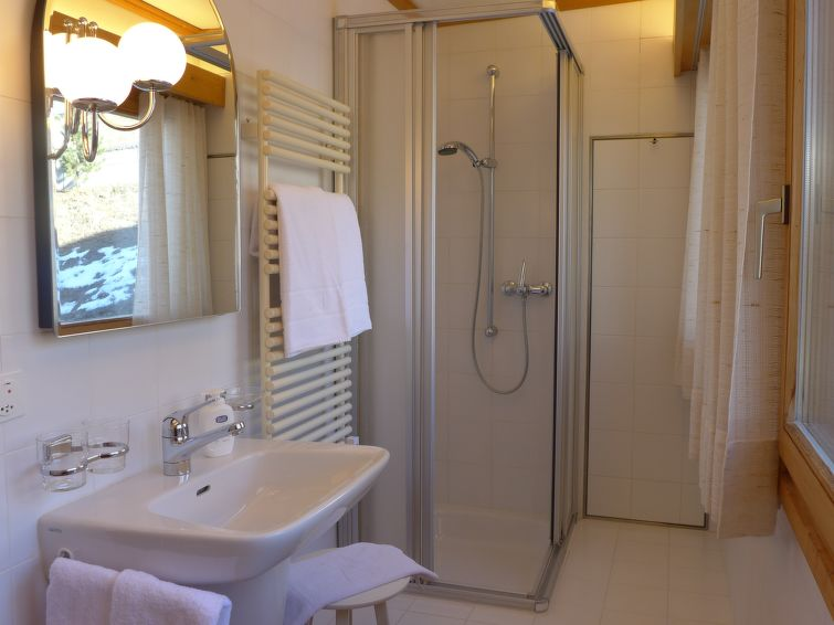 Chesa Cripels I - Apartment - St. Moritz