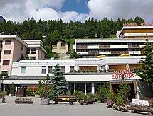 St. Moritz - Lejlighed Hotel Europa