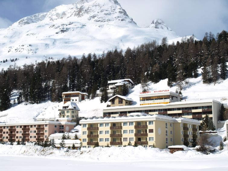 Hotel Europa - Apartment - St. Moritz