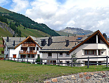 St. Moritz - Lejlighed Chesa Fuoll `Alva C8