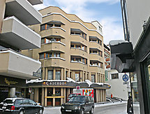 St. Moritz - Apartamenty Residenz Bernasconi D48