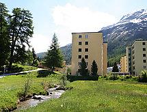 St. Moritz - Lejlighed Chesa Daniela B - Anita