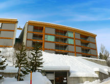 St. Moritz - Appartement Residenz Cresta Kulm B26