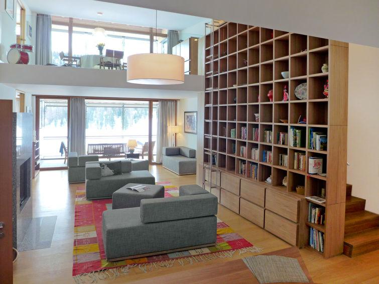 Residenz Cresta Kulm B26 - Apartment - St. Moritz