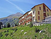 St. Moritz - Ferienwohnung Chesa Sur Puoz E8