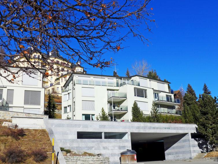 Chesa Spuonda Verde 1.7 - Apartment - St. Moritz