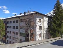 St. Moritz - Lejlighed Chesa Arlas